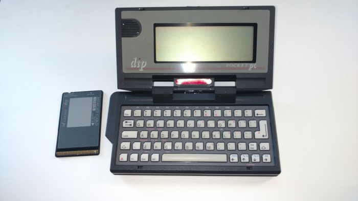 DIPPocketPCand AtariPortfolio